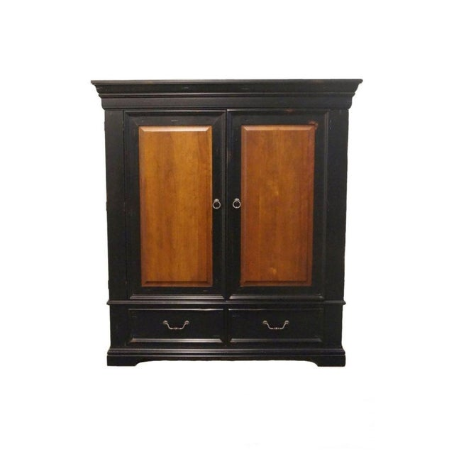 20th Century Traditional Hooker Furniture Armoire For Sale - Image 13 of 13