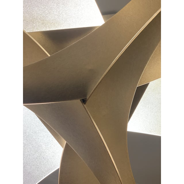 Hubbardton Forge Large Led Pendant Light For Sale In San Diego - Image 6 of 7