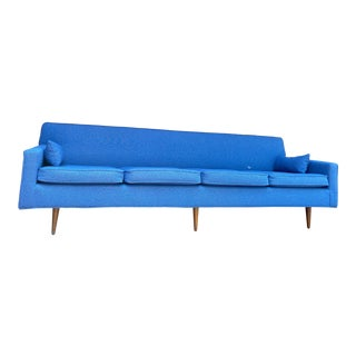 Mid Century Modern Milo Baughman for Thayer Coggin Sofa For Sale