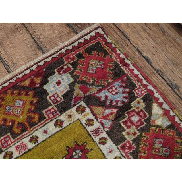 Early 20th Century Antique Kirsehir Prayer Rug For Sale - Image 5 of 6