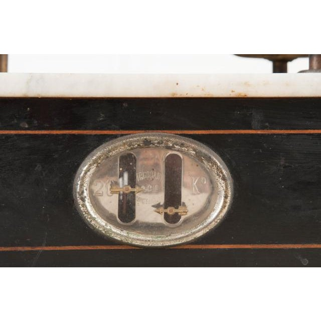 White French 19th Century Culinary Scale For Sale - Image 8 of 13