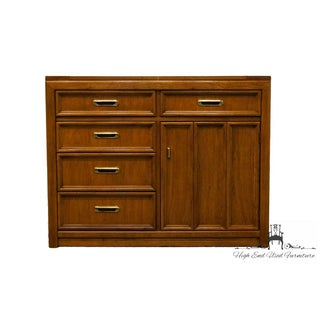 20th Century Traditional Thomasville Furniture Flip-Top Server Preview