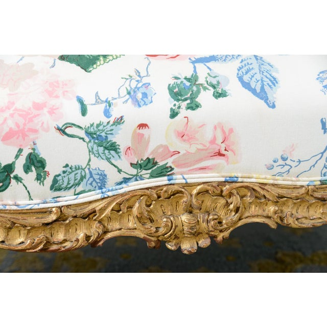 French Settee For Sale In West Palm - Image 6 of 11