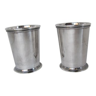Patrick Henry Mint Julep Cups-2 Pieces For Sale