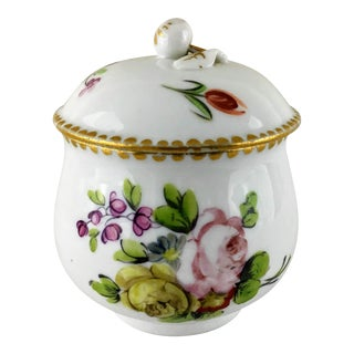 Late 18th Century Antique Fabrique De La Reine Fruit Jar For Sale