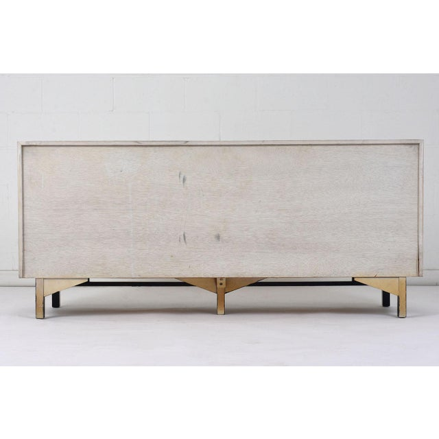 Mid-Century Modern Style Lacquered Credenza For Sale - Image 9 of 10