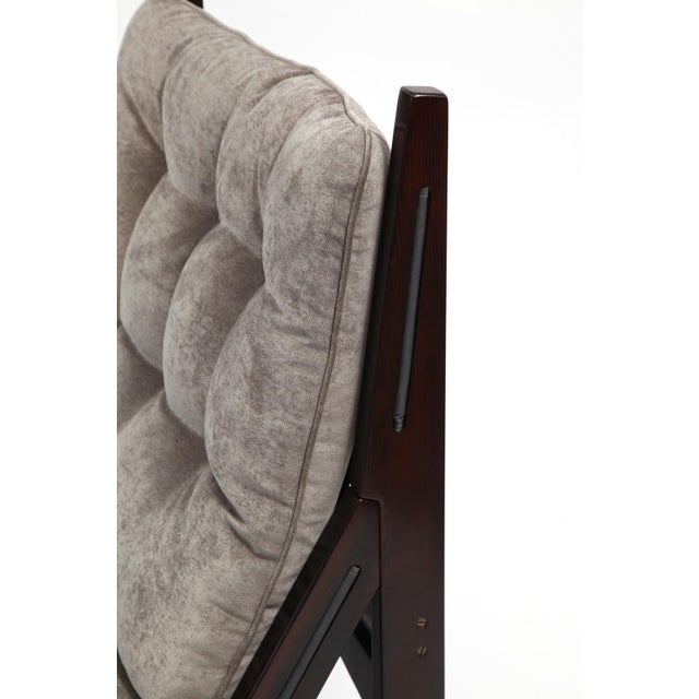 Illum Wikkelso Scale Lounge Chairs - A Pair - Image 4 of 6