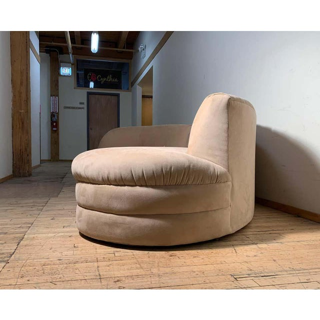 Vintage Sectional Cloud Sofa attributed to Vladimir Kagan For Sale - Image 10 of 13
