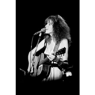 Original Giclee Photograph of Carly Simon For Sale