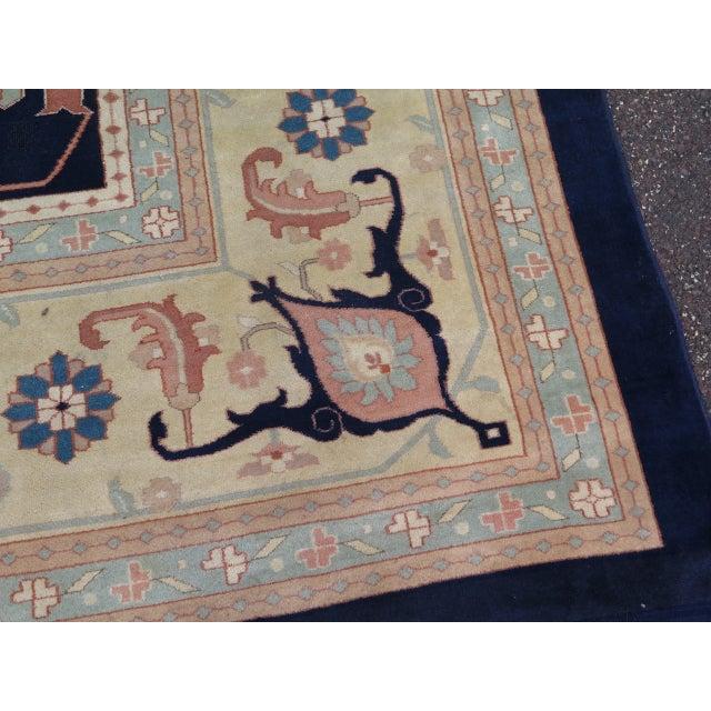 Persian Heriz Pattern Rug - 27' x 17' For Sale In Philadelphia - Image 6 of 11