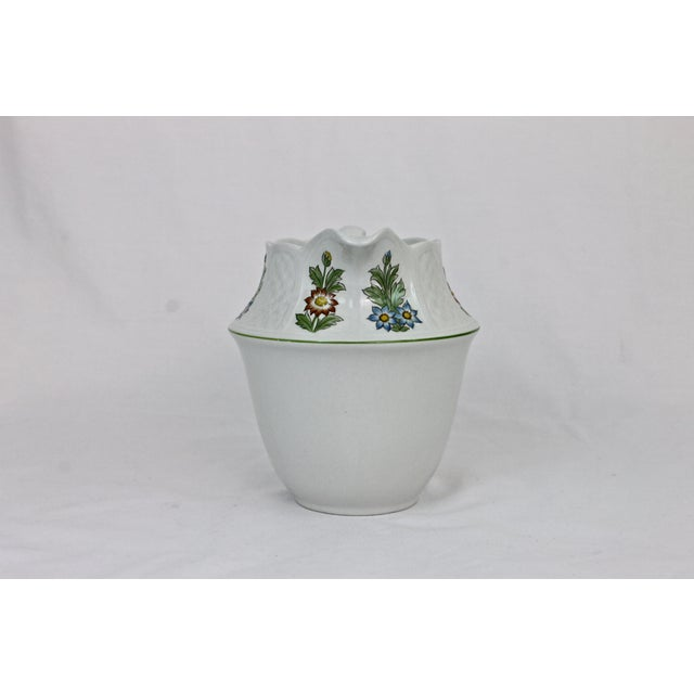 Cauldon Royal Cauldon Ironstone Cream Pitcher For Sale - Image 4 of 7