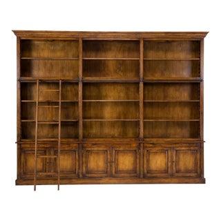 Sarreid Ltd. Royal Library Cabinet