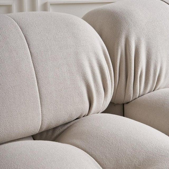 Textile Mario Bellini for B & B Italia, Camaleonda Sectional Sofa, 1971 For Sale - Image 7 of 13