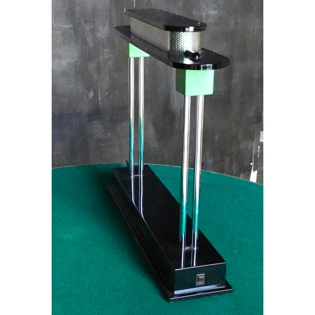 Ettore Sottsass Italian Table Lamp For Sale - Image 5 of 6