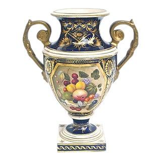 Antique Royal Crown Derby Urn Vase For Sale