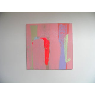 """""""Blush 1"""" Contemporary Painting Preview"""