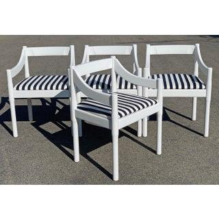 Vico Magistretti Carimate Chairs, Set of 4 Preview