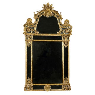 Period French Regency Gilt Mirror