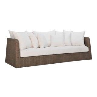 Acacia Zeya 3 Seat Sofa For Sale
