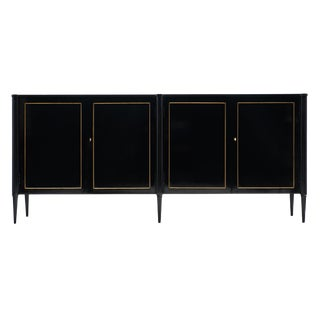 Louis XVI Style Ebonized Buffet For Sale