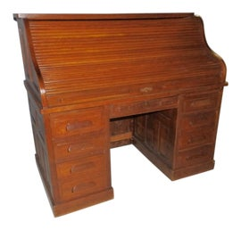 Image of New York Rolltop Desks