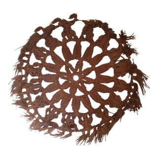 Macrame Medallion Wall Art For Sale