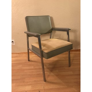 1970s Milo Baughman Chrome Leather Chair Preview