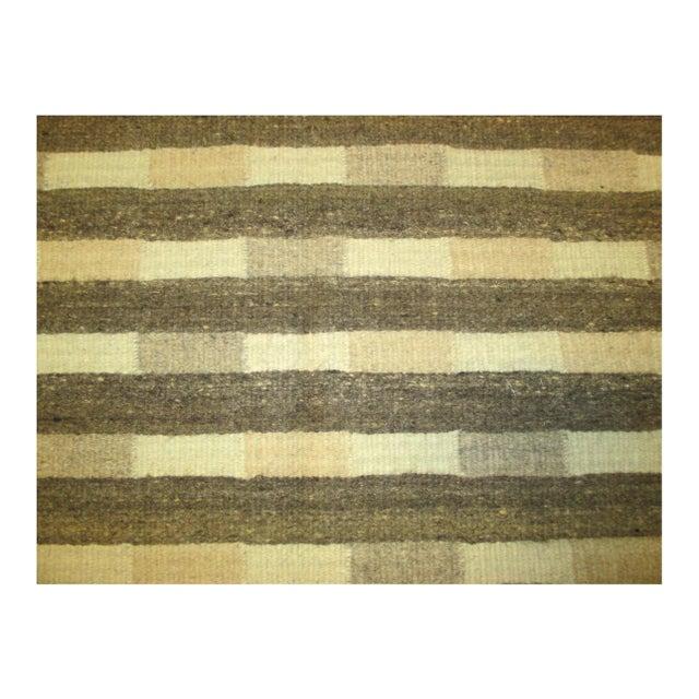 "Linda Beldon Handmade Wool Rug - 3' X 5'1"" - Image 2 of 2"
