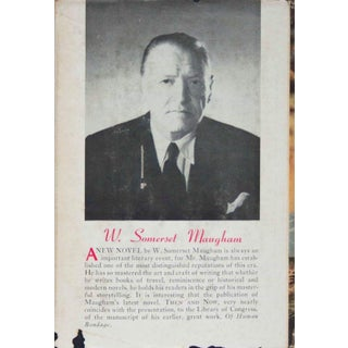 Then and Now by W. Somerset Maugham, First Edition 1946 Preview