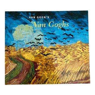 1998 Van Gogh's Van Goghs First Edition Art Exhibition Book For Sale