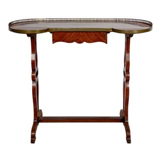 Louis XVI Style Writing Table, France Circa 1870 For Sale