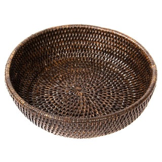 Artifacts Rattan Bowl For Sale