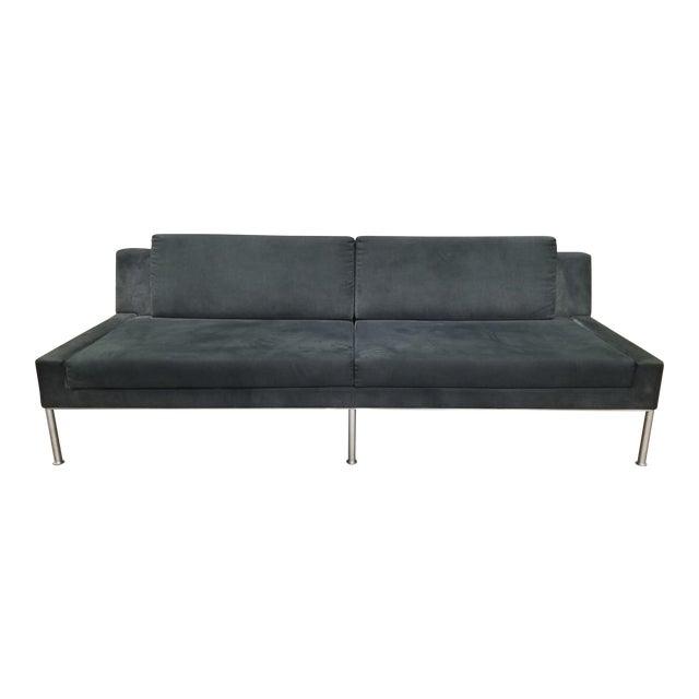 Modern Dario Keilhauer Black Sofa