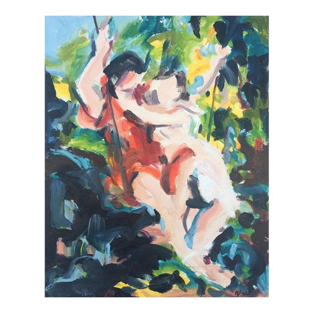 Romance on the Swing II - Image 1 of 4