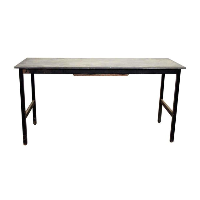 Black iron table chairish for Nfpa 72 99 table 7 3 1
