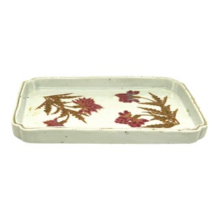 Early 19th Century Chinese Porcelain Low Dish For Sale