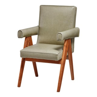 Pierre Jeanneret Chandigarh High Court Senate chair, 1950s For Sale