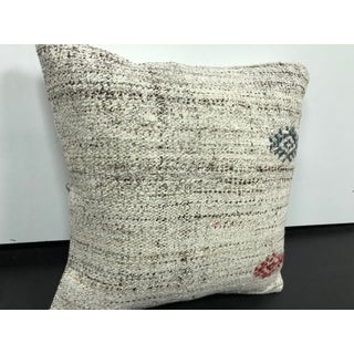 Turkish Tribal Decor Handmade Vintage Pillow Cover Preview