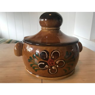 Vintage German Toscana Collection Pottery Zell Am Harmersbach Soup Tureen Preview