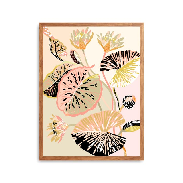 """All giclée prints are digitally recreated from scanned original hand paintings by Sarah Gordon. Paper size 18"""" x 24"""" Full..."""