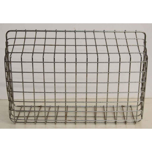 American Wire Form Co. No. 27 Metal Basket