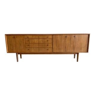 1960s Vintage Swedish Modern Sideboard For Sale