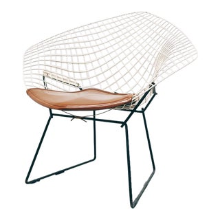 Vintage Bertoia Diamond Chair for Knoll For Sale