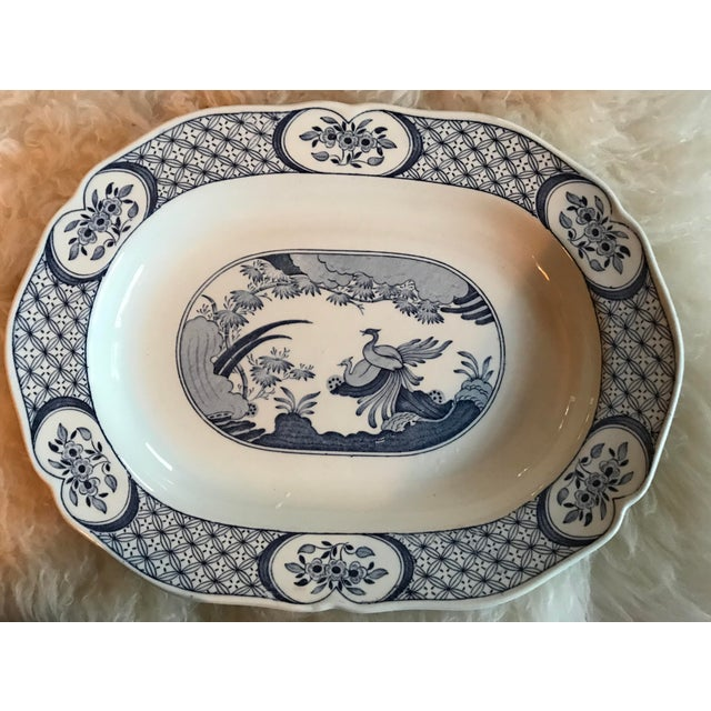 Chinoiserie Old Chelsea Platters - Set of 3 - Image 6 of 8