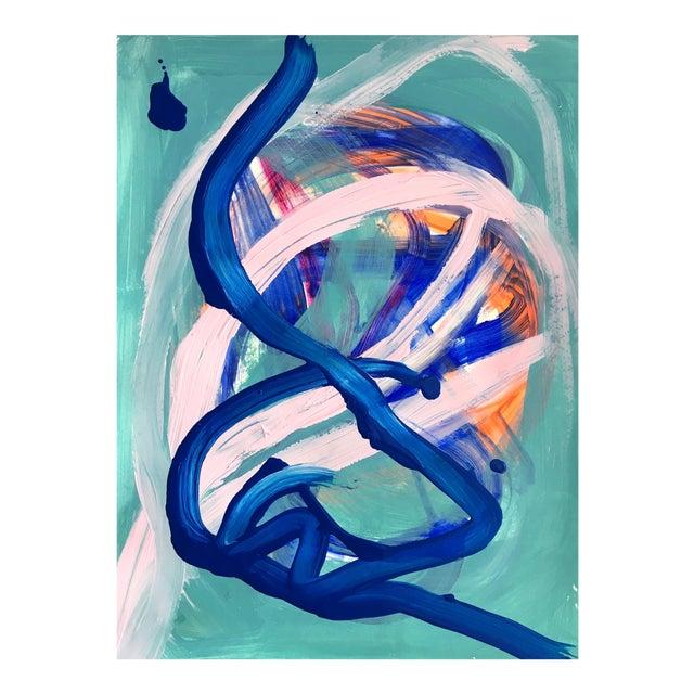 No. 344 Jessalin Beutler Original Painting For Sale