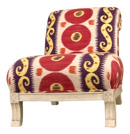 Image of Living Room Slipper Chairs