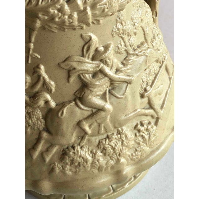 Antique Ridgway Drabware Jug For Sale In Dallas - Image 6 of 12
