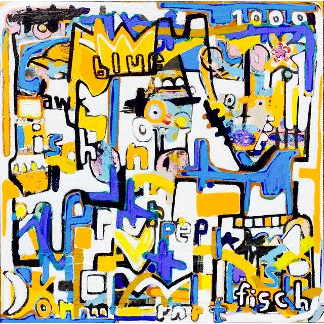 """Bluebird"" Original Composition - Image 1 of 9"