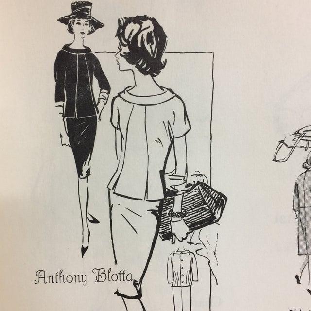 "Paper Spadea ""Dinah Shore's Wonder Wardrobe"" Vintage Dress Pattern For Sale - Image 7 of 9"