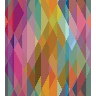 Cole & Son Prism Wallpaper Roll - Multi-Coloured For Sale